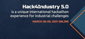 """Gamybos inovacijų slėnis tapo hakatono """"Hack4Industry 5.0"""" partneriu"""