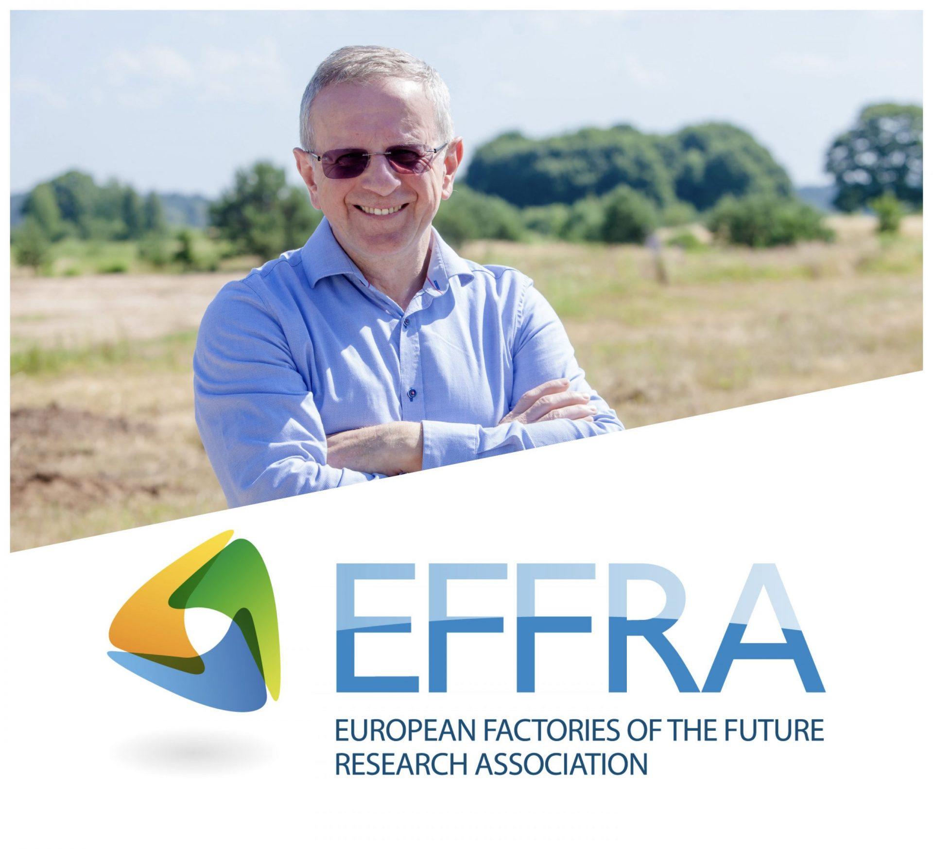 G. Vilda išrinktas Europos asociacijos EFFRA valdybos nariu